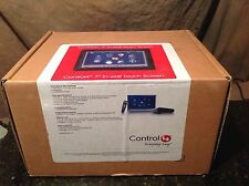"Control4 7""  In-Wall Touch Screen C4-TSWM7-E-B New in box"
