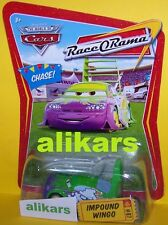 R - IMPOUND WINGO Chase - #87 Race O Rama Collection ROR series Disney Cars auto