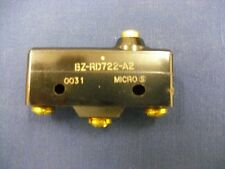 Microswitch Honeywell bz-rd722-a2 bzrd722a2