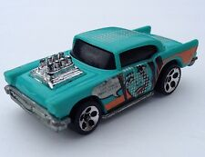 Mattel Hot Wheels  57 CHEVY Car,  VHtf in this condition. See Photos.