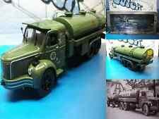 camión truck   Berliet GLM 10  France - 1957  Ixo/Altaya 1:43