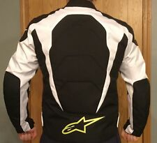 Alpinestars XL T-GP Plus R Air MOTORCYCLE Jacket Riding Apparel Extra Large