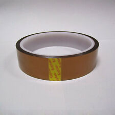 20mm 30M Heat Resistant Tape High Temperature Resisting Polyimide Kapton Tape