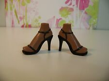 Bratz Doll Shoes High Heels Sasha Tone Ultimate Pair! Collect Them All!