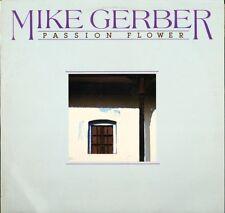 MIKE GERBER passion flower SNTF 931 uk sonet 1985 LP PS EX/EX