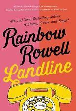 Landline: A Novel, Rowell, Rainbow, New Books