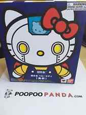 Bandai Hello Kitty Chogokin Blue 40th Die Cast Action Figure IN STOCK USA