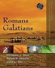 Zondervan Illustrated Bible Backgrounds Commentary Ser.: Romans, Galatians by...