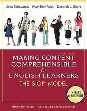 SIOP: Making Content Comprehensible for English Learners: The SIOP Model (PDF)