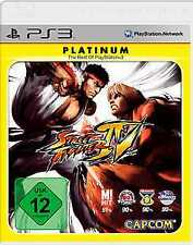 Playstation 3 STREET FIGHTER 4 IV * DEUTSCH * Streetfighter BRANDNEU