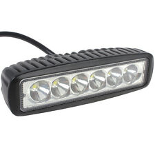 1550LM Mini 6 Inch 18W 6 x 3W CREE LED Light Bar as Worklight Spot Light