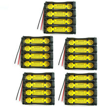 5 x 1S4P 3.7V 18650 Battery Holder Wire w/ Li-ion PCM Protection Circuit Module
