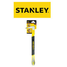 "STANLEY 250mm 10"" Pry Bar Mini Claw Nail Pin Puller Removing Tool STA155511"