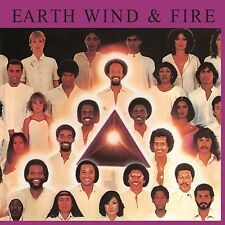 WIND & FIRE EARTH - FACES  CD NEU