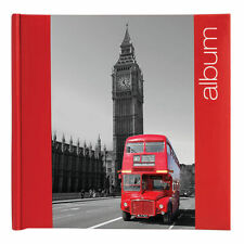 Iconic City London Slip In 6x4 Photo Album 300 Photos
