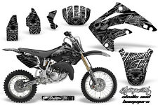 Honda CR 85 Graphic Kit AMR Racing # Plates Decal CR85 Sticker Part 03-07 HAM B