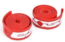 2-Pack FSA 700 x 17mm Nylon Road Bicycle Wheel Rim Strips / Tape 700C (1-Pair)