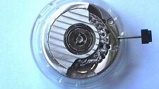 ETA 2892A2 11 /1/2 '''  movement  Ri plated new, with Geneva strips (osc.weight)