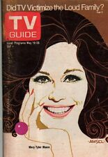 1973 TV Guide May 19 - Mary Tyler Moore; Albert Einstein by Isaac Asimov;R Boone
