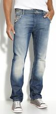 New Diesel Krooley Men's Carrot Leg Regular-Slim Fit Jeans Pants ~0880E *27-30