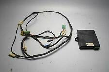 BMW E30 3-Series 13 Button OBC Wiring Harness and Module 1985-1987 USED OEM USED