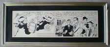 ALEX RAYMOND ORIGINAL DAILY RIP KIRBY 1948
