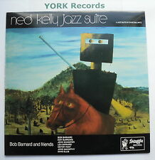 BOB BARNARD & FRIENDS - Ned Kelly Jazz Suite - Ex Con LP Record Swaggie S-1374
