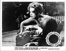 Lot of 3a, Jane Fonda Barbara Stanwyck L Harvey stills WALK ON THE WILD SIDE (62