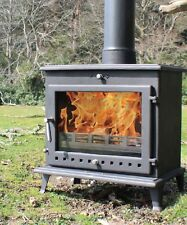 Ekol Crystal 12 KW Multi-fuel Stove Defra Approved