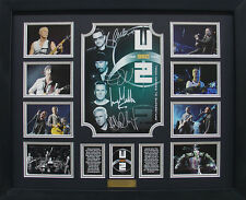 U2 Limited Edition Signature Framed Memorabilia (b)