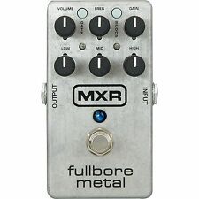 Jim Dunlop MXR M116 Fullbore Metal Guitar Effects Pedal