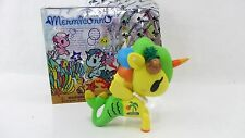 "TROPICA Mermicorno pineapple Tokidoki unicorn mermaid - 2.25""x3"" Vinyl Figure"