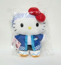 "Hello Kitty Sushi Chef AFC 30th Anniversary 10"" Plush Doll"