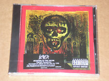 SLAYER - SEASONS IN THE ABYSS - CD REMASTERED SIGILLATO (SEALED)