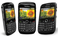 BlackBerry Curve 8520 Unlocked BBM Business QWERTY New Mobile Smartphone - Black