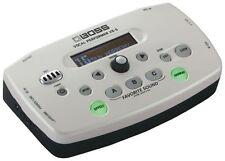 White Boss VE-5 Vocal Performer Effect Processor VE5+ Original PSA120 AC Adapter