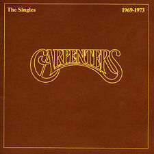 Carpenters CD.The Singles 1969-1973 .BEST OF GREATEST HITS