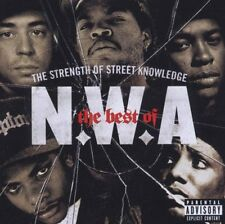 N.W.A. - THE BEST OF (THE STRENGTH OF STREET KNOWLEDGE): CD ALBUM (2006)
