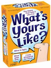 What`s Yours Like? - The Game That Tells it Like it Is , New, Free Shipping