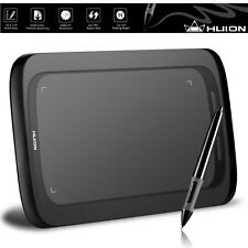 Original Huion H690 Graphic Tablet 220 RPS Art Drawing Design for Windows Mac OS