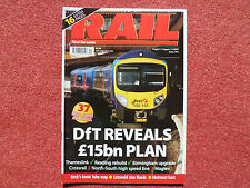 RAIL Issue 571 - very good condition - Long Marston + Fastline chief interview