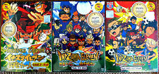 Inazuma Eleven (1 - 127End + Movie) ~ 8-DVD 4-Box Set ~ Eng Sub ~ Japan Anime