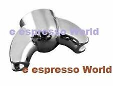 "Double Portafilter Filterholder Short Spout - 3/8""  espresso coffee machine"