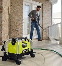 Ryobi Electric Pressure Washer Cleaner Power Tool Turbo Nozzle 1600 PSI 1.2 GPM