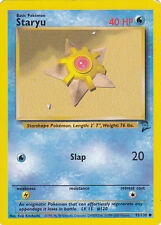 STARYU POKEMON CARD