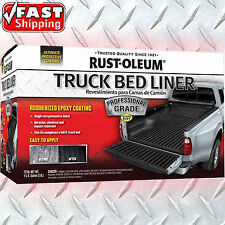 Rust-Oleum Truck Bed Liner Paint Ute Tray Mat Tub Rubberised Epoxy Coating
