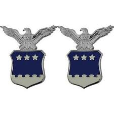 USAF  Air Force Specification Aide to Lieutenant General 1 PAIR NEW (USAF Issue)