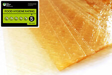 10 Large Sheets of Halal Bronze Leaf Gelatine Beef Gelatin Cheapest on eBay
