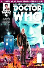 DOCTOR WHO 11TH YEAR TWO #1 Subscription Photo Cover Titan Comic NM - Vault 35