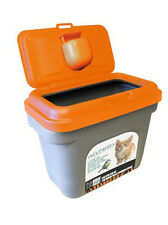 PET FOOD ANIMAL FEED STORAGE CONTAINER BIN DOG CAT HORSE